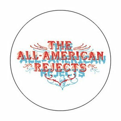 All American Rejects Trapeze Logo Button B-2862