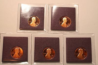 1987 S 1C Proof Lincoln Cent  **Free Shipping**