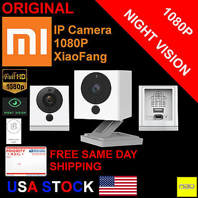 Xiaomi 1080P Full HD IP Camera Night Vision Wifi Portable Security Baby Monitor