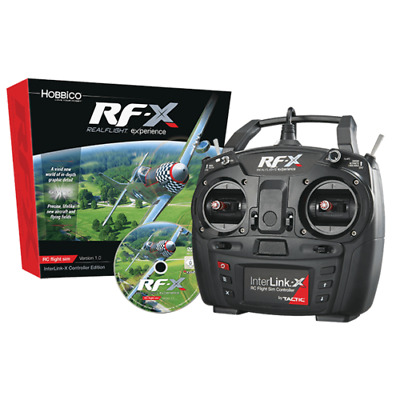 Great Planes RealFlight-X with Controller Great Planes