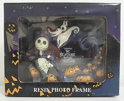 Tim Burton's A Nightmare Before Christmas RESIN PICTURE FRAME Jun Planning