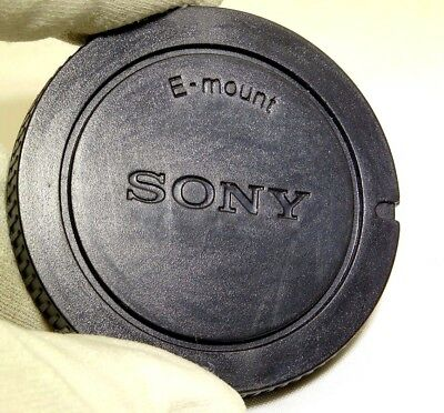 Camera Body Cap cover for Sony NEX E mount cameras NEX ILCE a6000 a3500 a6300 7R