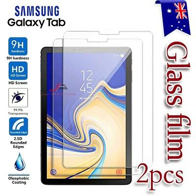 2x Samsung Galaxy Tab S2 8.0 S3 9.7 S4 S5e 10.5 Tempered Glass Screen Protector