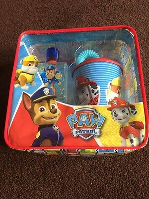 Paw Patrol Drinking Cup And Eau De Toilette Gift Set