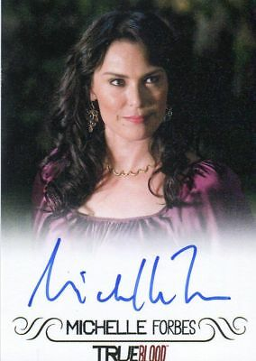 True Blood Archives Michelle Forbes Autograph Card