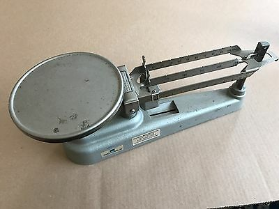 Vintage 1970's Sargent-Welch Triple Beam Balance Scale