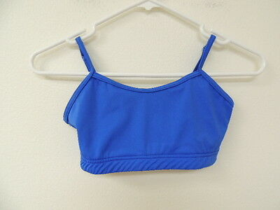 Balera Size LC Large Child STRETCH Camisole Bra Top NEW