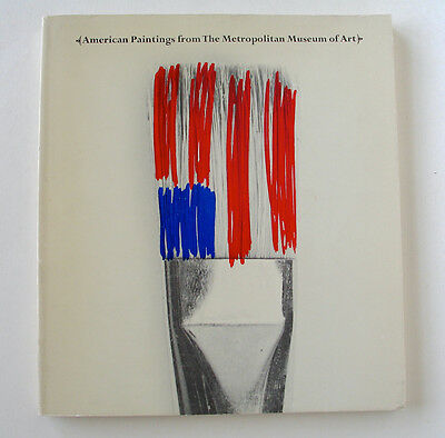 American Paintings From The Metropolitan Museum of Art 1966 Catalog Softcover