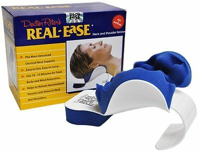 Doctor Riter's ORIGINAL Real Ease Neck, Shoulder and Back Relaxing Support