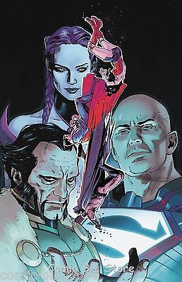 Trinity #7 (2017) 1St Printing Bagged & Boarded Dc Universe Rebirth