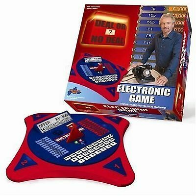Electronic DEAL OR NO DEAL Game