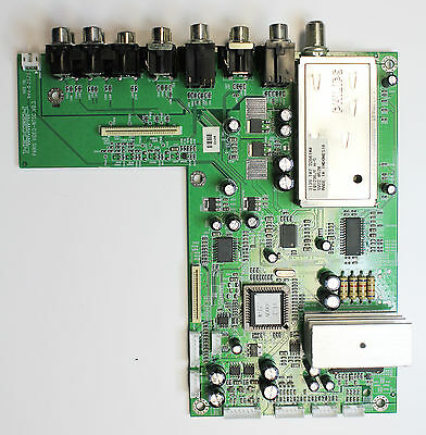 IN OUT Board For TV Westinghouse LTV-20V4W PARIS VIDEO-NTSC V0.3 510-202017-011