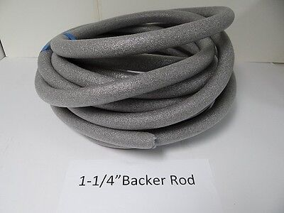 """1-1/4"""" Closed Cell Foam Backer Rod - 50 Ft. - FREE SHIPPING"""