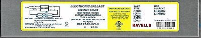 2 Lamp T8 Ballast Multi-Volt 120-277 Instant Start High Power Ballast Case of 10