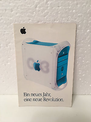 Apple Brochure / Flyer - Power Mac G3