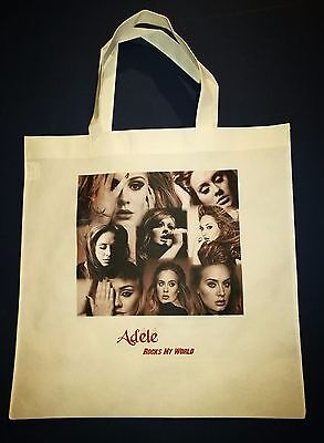 ADELE -  Collage Tote Bag