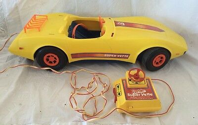 Vintage 1979 Mattel Barbie Doll Superstar SUPER VETTE Corvette CAR