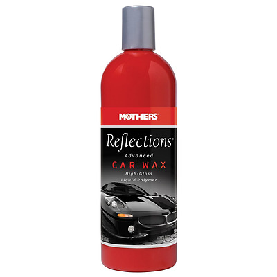 Mothers 10016 Reflections Car Wax, 16-Ounce