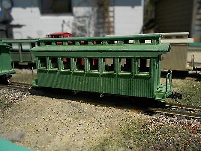 HOn30 Passenger Car Kit 24 foot by Railway Recollections