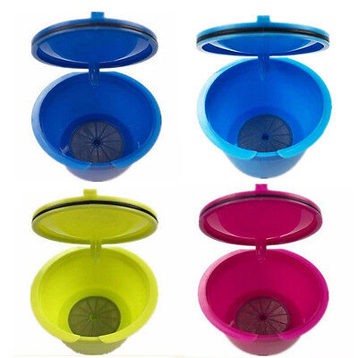Hot Sale Convenience Refillable Reusable Coffee Filter Capsule Cup