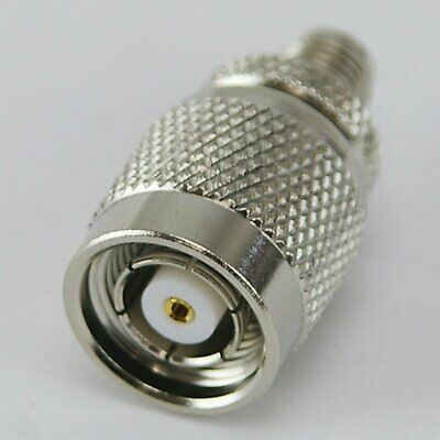 RP SMA Female to RP TNC Male Adaptor