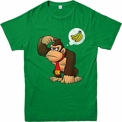 Game Of Thrones T-Shirt,Donkey Kong Banana Spoof,Adult and kids Sizes