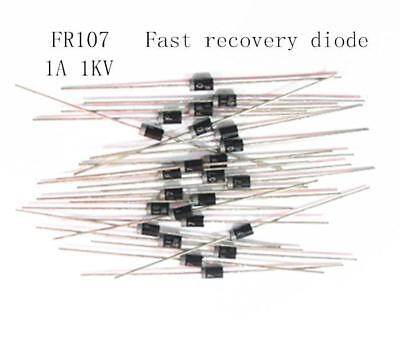 200PCS Fast recovery diode FR107