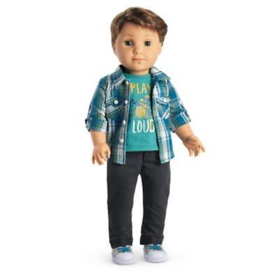 American Girl Logan™ Doll – New in Box with FREE POSTAGE
