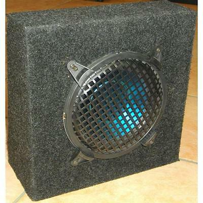 Box subwoofer masteraudio boxsub200e- box in legno per subwoofer(non incluso) da