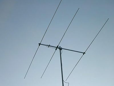 3-ELEMENT YAGI HOCHLEISTUNGS ANTENNE (CB) von PAN 3139