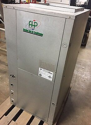 FHP gt062-1vtc Florida Heat pump 5 ton Geo Thermal w/ 2 10kw strip heat