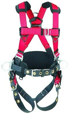 3M Fall Protection Business 3M Protecta PRO 1191208 Construction Harness, Back