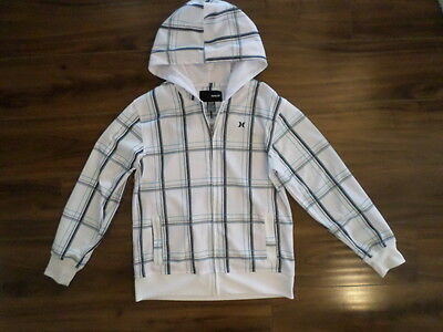 Hurley Multi-Color Polyester Long Sleeved Hoodie/Jacket. Size Women's M