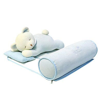 Happy Cherry Baby's Pillow Prevent Flat Head Pillow Head And Neck Support Pillow