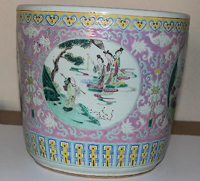 "Chinese Porcelain Qing Dynasty Planter Imperial? ""Ultra RARE"""