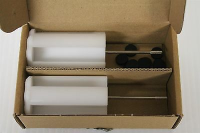 New Eppendorf 5702 735.000 2-pieces Adapter 4x4 - 10ml Vacutainer 022639269