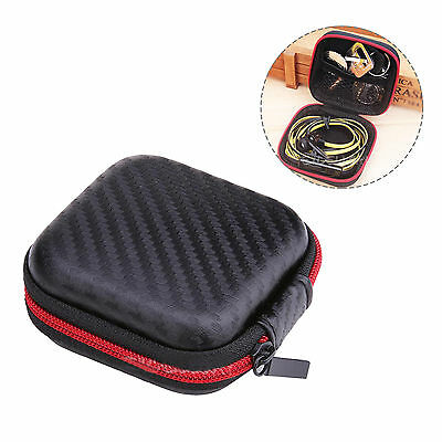 Hot Protection Carry Hard Case Bag Storage Box For Headphone Earphone Headset