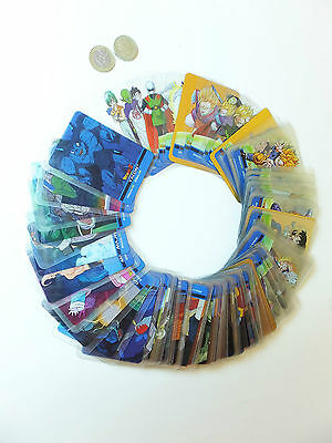 DRAGON BALL Z LAMINCARDS Near Complete Collection Trading Cards Collectible dbz