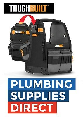 """* ToughBuilt -  8"""" Tote With Universal Pouch - TB-CT-180-8 Tool Holder"""