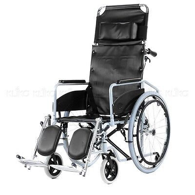 Orthonica Recliner Wheelchair – Commander