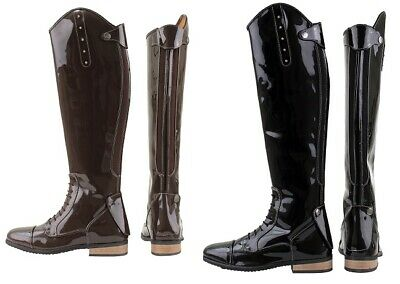 Horka Riding Boot Lizz TALL LEATHER HORSE RIDING BOOT