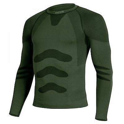 Lasting Light Seamless Men APOL Funktionsshirt oliv 150g