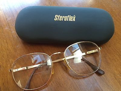 SFEROFLEX luxxotica case and designer glasses, STEROFLEX,made in italy