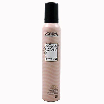 Loreal Tecni. ART Hollywood Waves Spiral Queen 200 ml