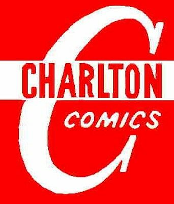 VINTAGE CHARLTON Public Domain SCI FI COMIC LOT 1,595 comics on 11 DVD-R