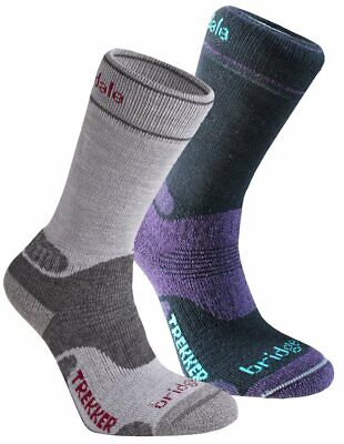 Bridgedale Womens Wool Fusion Trekker Socks -  21 Years Promo