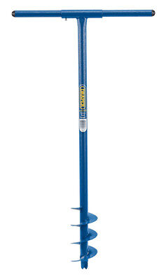 Draper 82846 950 X 100MM Steel Fence Post Hole Auger / Drill / Digging New