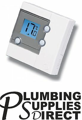 * Salus RT300 Digital Display LCD Electronic Room Thermostat for Central Heating