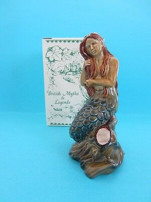 WADE MERMAID BRITHISH MYTHS & LEGEND, COME WITH BOX & SEAGLASS *Mint*