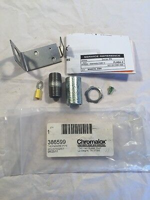 Chromalox Thermwire Pipe Mounting 386599